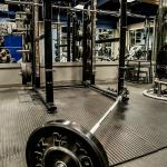 One of our multi-purpose squat racks