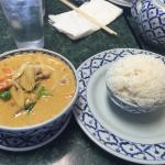 Yellow Curry with Pork...