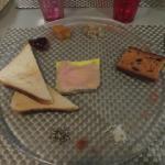 Yummy foie gras