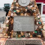 Monument to the Comstock Lode Discovery