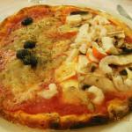 pizza siciliana / mare monti