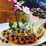 Sushi, Glorious Sushi!