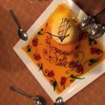 Birthday dessert - surprise!