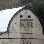 Kentucky Ranch Barn, Thacher Winery, Paso Robles, Ca