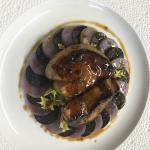 Pomme de terre truffe foie gras