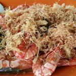 Buttered Prawn