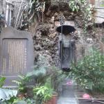 弘法大師像がありました