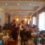 Pranzo di Ferragosto all'Hotel Italia