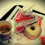 Caffè più donut