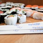my Indigo Sushi