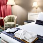 Hotelkamer Marquette