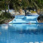 Playa Bara - baseny
