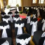 beautiful chair covers