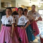 Southern Flyer Diner Staff