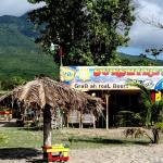 Sunshine Bar and Grill on Pinney's Beach...try The Killer Bee!
