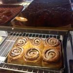 The bakery ( Cinnamons rolls!)