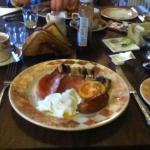 Quality breakfast