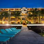 Foto de Bellafonte Luxury Oceanfront Hotel