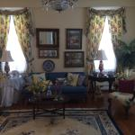 The Parlor Couch
