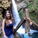Waterfall hike!