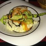risotto crémeux aux légumes de saison