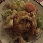 mofongo relleno pollo