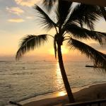 Honolulu sunsest