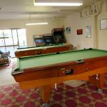 The classic 'games room'