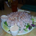 1/2 order of shrimp salad