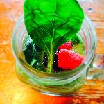 smoothie le vert