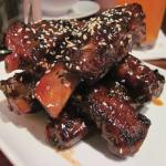 Chang's Spare Ribs starter (US$10.50).