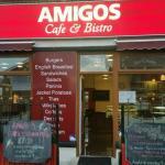 Amigos Cafe & Bistro restaurant