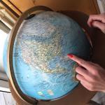 Un joli globe ❤️