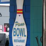 Pismo Bowl and Arcade, Pismo Beach, Ca
