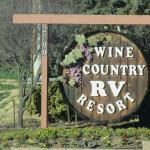 Wine Country RV Resort, Paso Robles, Ca