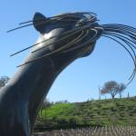 Sculpterra Winery & Sculpture Garden, Paso Robles, Ca