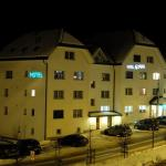 Hotel Altana Scuol am Anreisetag abends