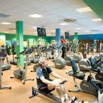 Inspirit Health & Leisure Club Extensive Gym