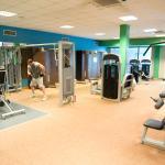 Inpirit Health & Leisure Club Specialised Gym Equipment