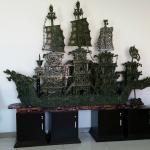 Jade ship.  Pretty awesome.  60k american but pretty awesome.