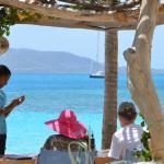 Goaties Beach Bar & Restaurant - Dining Area
