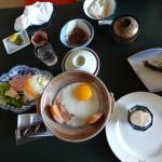 朝食(部屋食)