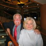 """Gordie and Claudia Wilczynski had a fabulous meal and service at """"the Skillet"""""""