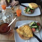 Bagel Breakfast €8.50