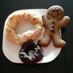 Treats from the Gingerbread Haus Bakery