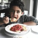 Pastas para el niño de la familia (vegetariano)