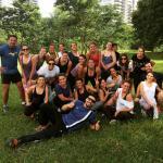 Treinamento Funcional no Parque @desafiooutdoornoparque faça uma aula ... Super top ��