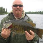 A nice Basswood smallie!