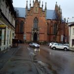 Старая Гертрудинская церковь