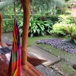 Front Porch of Standard Room at Cuidad Perdida Eco Lodge